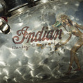 Indian Chopper Gas Tank by Jill Reger