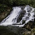 Indian Creek Falls 1 by Ingrid Smith-Johnsen