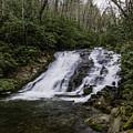 Indian Creek Falls 2 by Ingrid Smith-Johnsen