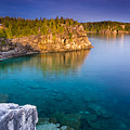 Indian Head Cove Sunrise  by Cale Best