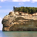 Indian Head Rock by Michael Peychich