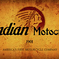 Indian Motocycle 1901 - America's First Motorcycle Company by Daniel Hagerman