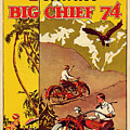 Indian Motorcycle Big Chief 74 by John Farr