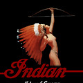 Indian Motorcycle Company by Daniel Hagerman