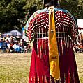 Indian Nation Pow Wow Dancers by Jim Corwin