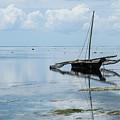 Indian Ocean At Lowtide by William Morgan