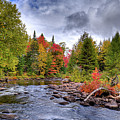 Indian Rapids by David Patterson