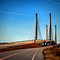 Indian River Bridge North Approach by Bill Swartwout Fine Art Photography
