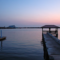 Indian River Sunset by Kathi Shotwell
