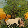 Indian Romance by V Boge