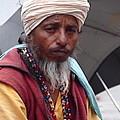 Indian Saint-1 by Anand Swaroop Manchiraju