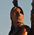 Indian Statue by Kim Blaylock