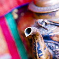 Indian Tea Kettle by Ray Laskowitz - Printscapes