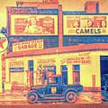 Indian Trails Texaco Garage by David King