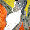Indian Tribal Woman by Narayanan Ramachandran