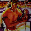 Indian Warrior by Robert D McBain
