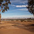 Indian Wells Valley by Warren Still