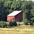 Indiana Barn by John Black