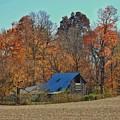 Indiana Barn by Renee Longo