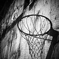 Indiana Hoop by Michael L Kimble