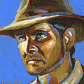 Indiana Jones by Buffalo Bonker