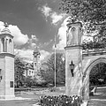 Indiana University Sample Gates by University Icons