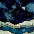 Indigo Sky by Spacefrog Designs