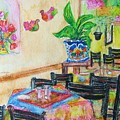 Indoor Cafe - Gifted by Judith Espinoza