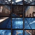 Indoor Pool by Steve Williams