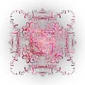 Indulgent Pink Lace by Rosalie Scanlon