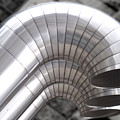 Industrial Air Ducts by Henri Irizarri
