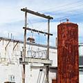 Industrial Building One by Sara Schroeder