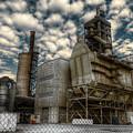 Industrial Disease by Wayne Sherriff