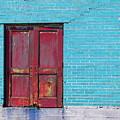 Industrial Red  by Hannah Breidenbach