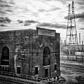 Industrial Wasteland by Paul Shappirio