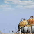 Industry Tank For Gas And Liquid by Goce Risteski