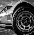 Indy 500 Bw by Nathan Little