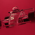 Indy Racing by Jeff Mueller