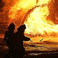 Inferno by John Ungureanu