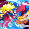 Infinite Fishdance by Joyce Hutchinson