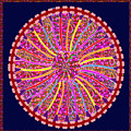 Infinity Star Flower An Abstract Fineart Expression By Navinjoshi At Fineartamerica.  Colorful Fun by Navin Joshi