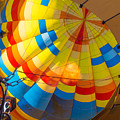 Inflating The Balloon by Dan Leffel