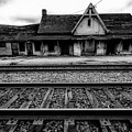 Ingersoll Train Station    by Karl Anderson
