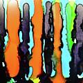 Ink Stripes by Viktoriya Sorochuk