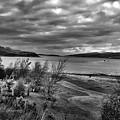 Inland Sea At Skye by David Resnikoff