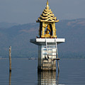 Inle Lake Temple by Jessica Rose