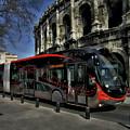 Inner City Tram by Anthony Dezenzio