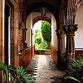 Inner Garden by Mexicolors Art Photography