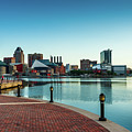 Inner Harbor Dawn by Jim Archer