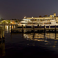 Inner Harbor Tour Boat by Brian Wallace